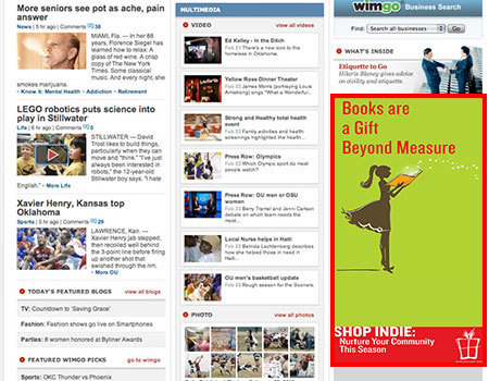 OLX - Haf Page Banner Advertising