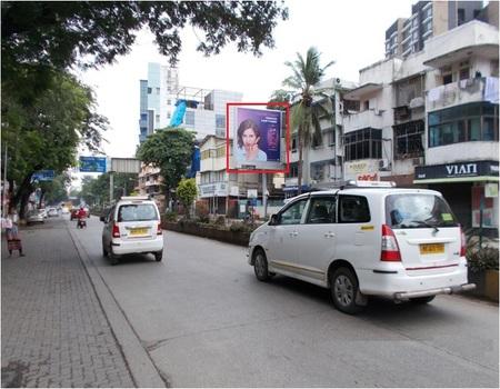 Khar West, Mumbai - Hoarding Advertising