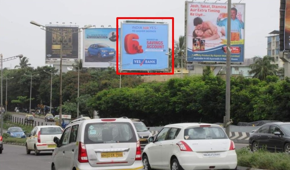 Bandra West Mumbai 37019-Outdoor Advertising