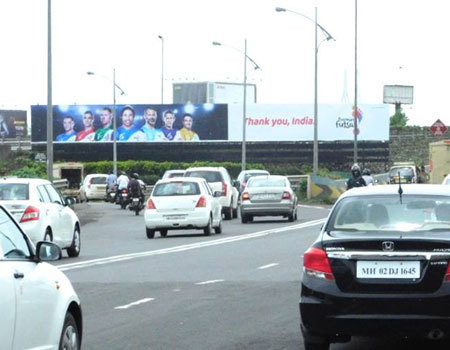 Bandra West Mumbai 14360-Hoarding Advertising