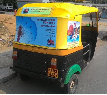 Auto Hood - Bangalore