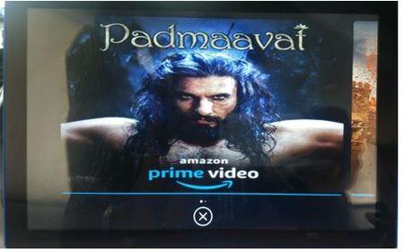 Cab - Mumbai-Ola Play Screen - Cube Card/Carousel Advertising-Option 1