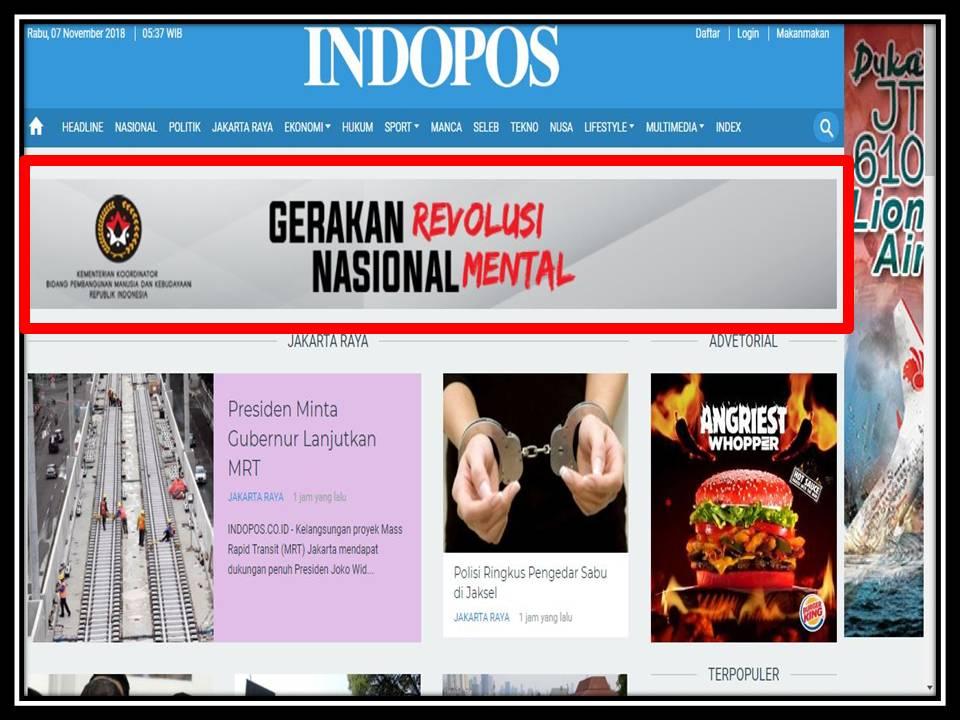 Iklan Billboard di Indopos online