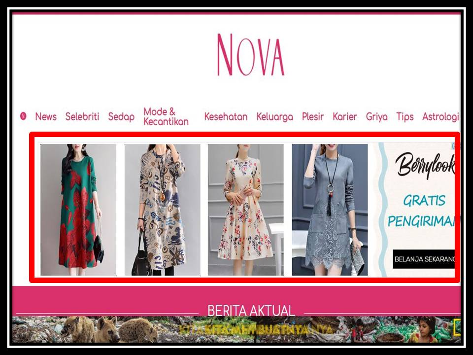 Iklan Billboard di Nova online