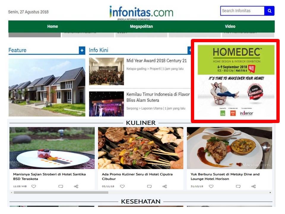 Iklan Medium rectangle di Infonitas