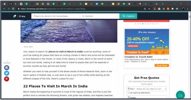 Native Ad Desktop