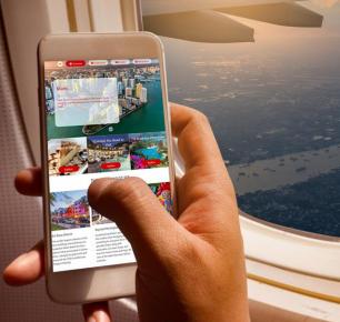 Air Asia India Airlines-Global Destination Explorer Branding-Option 1