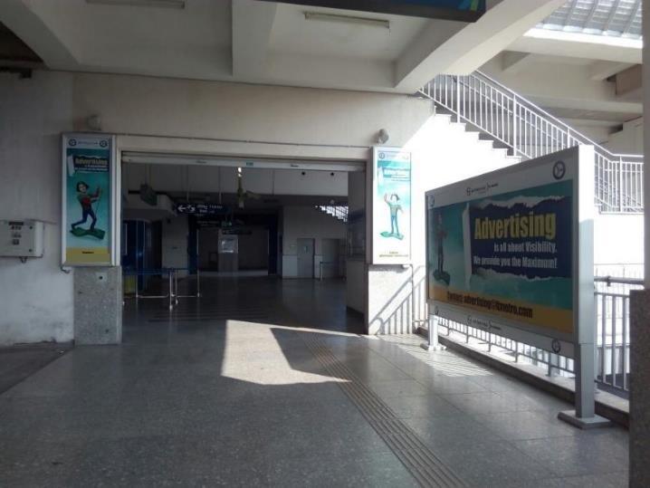 Concourse -Entry Exit