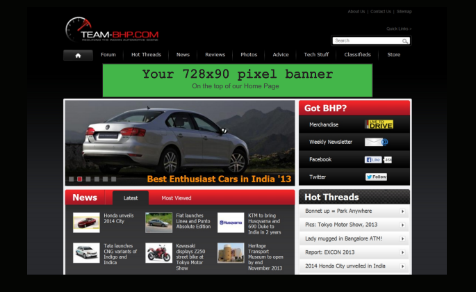 Reference Image - Home Page Leaderboard Banner