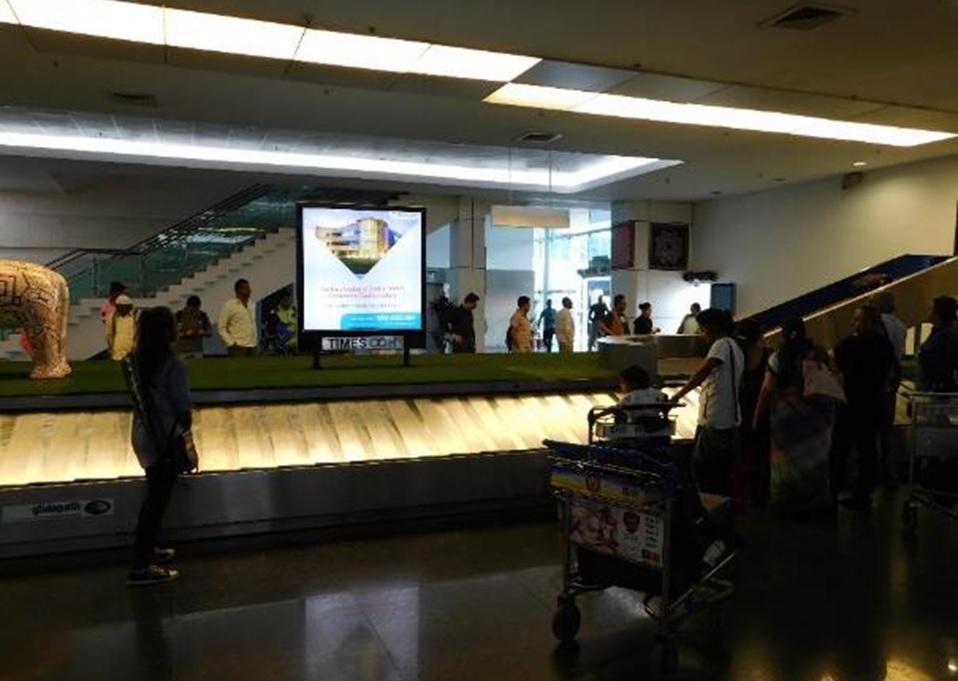 Signage - Conveyor Belt - 4 W x 4 H Ft