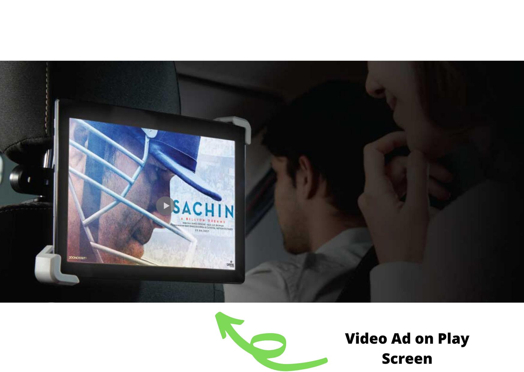 OLA, App- Video Ads - For Illustrative Purpose  Advertising
