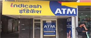 Advertising in Indicash ATM - Dabirpur, Hyderabad
