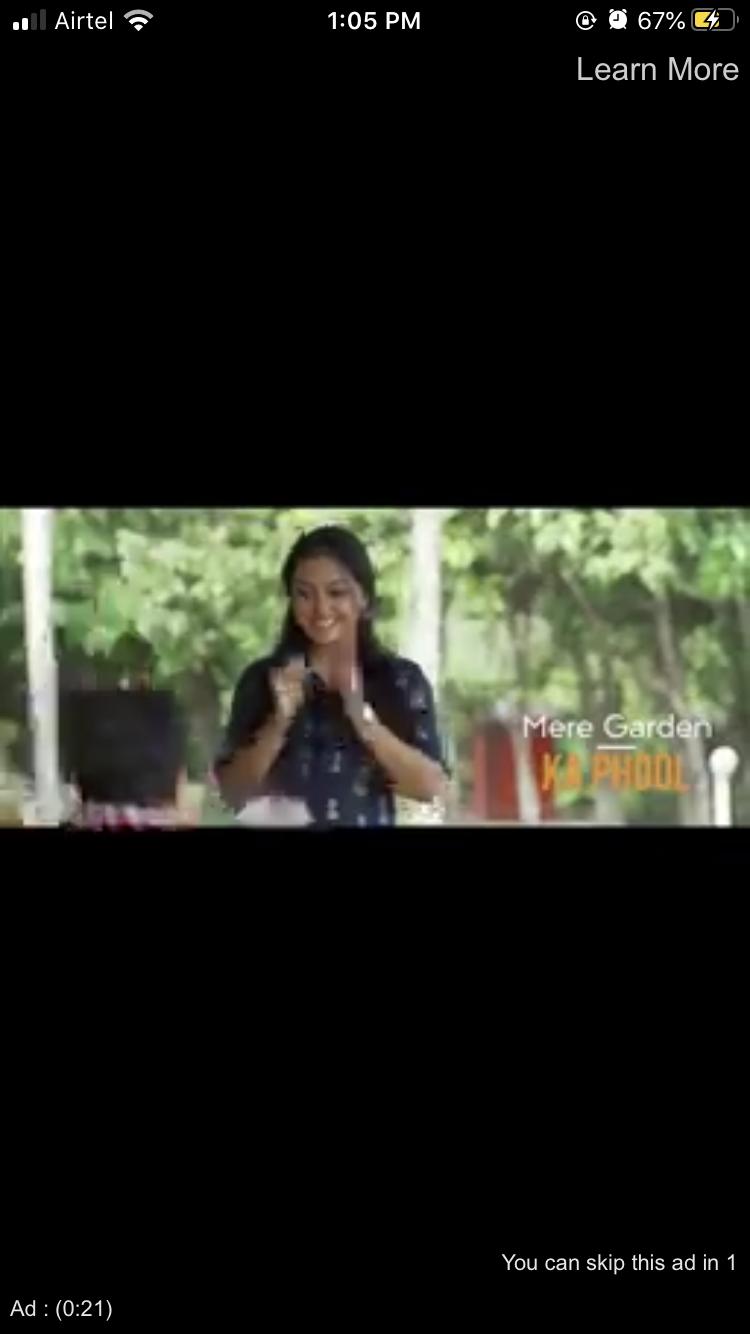 Jio Saavn- Video Advertising-Option 1