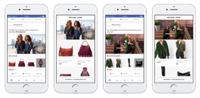 Facebook- Catalogue Sale Advertising-Option 1