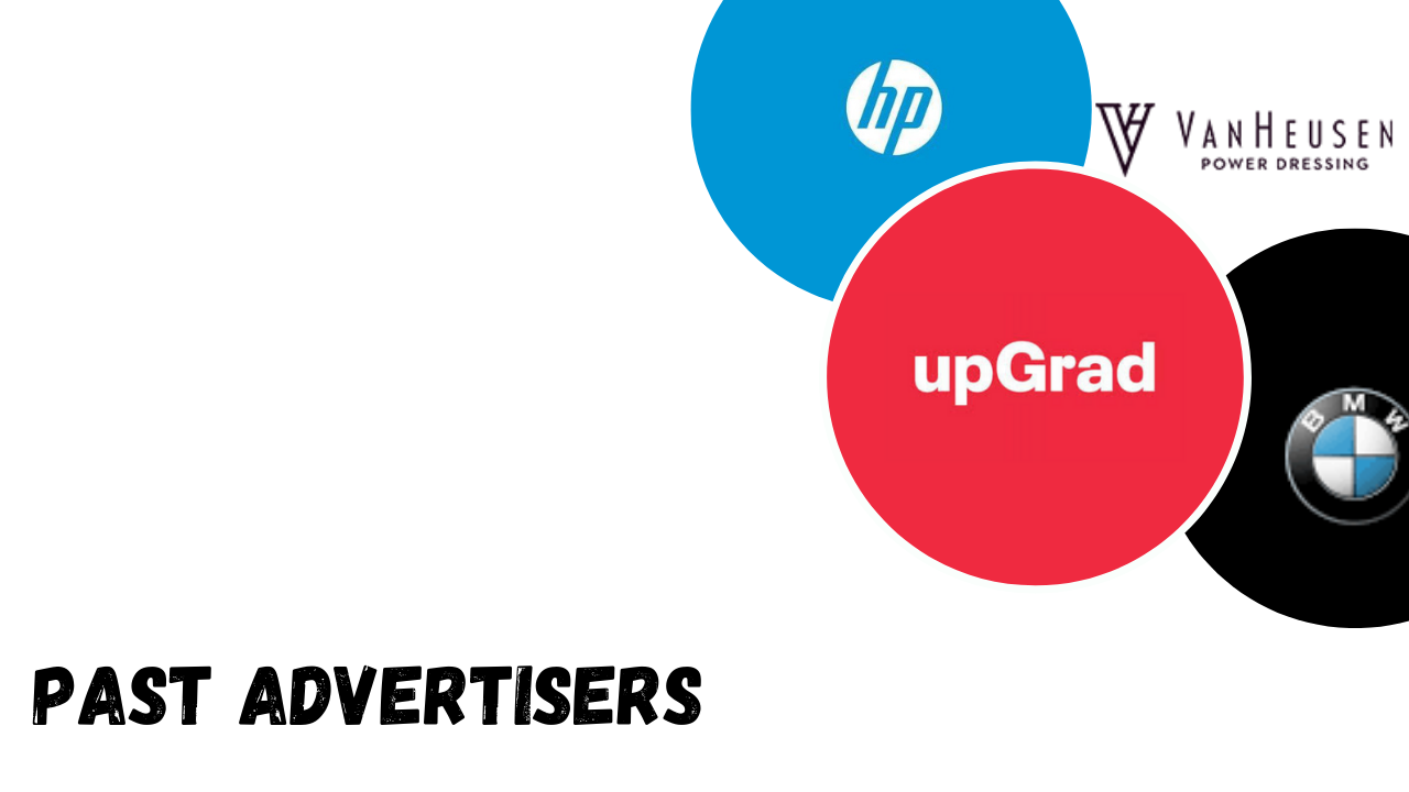 LinkedIn Advertising Past Advertisers